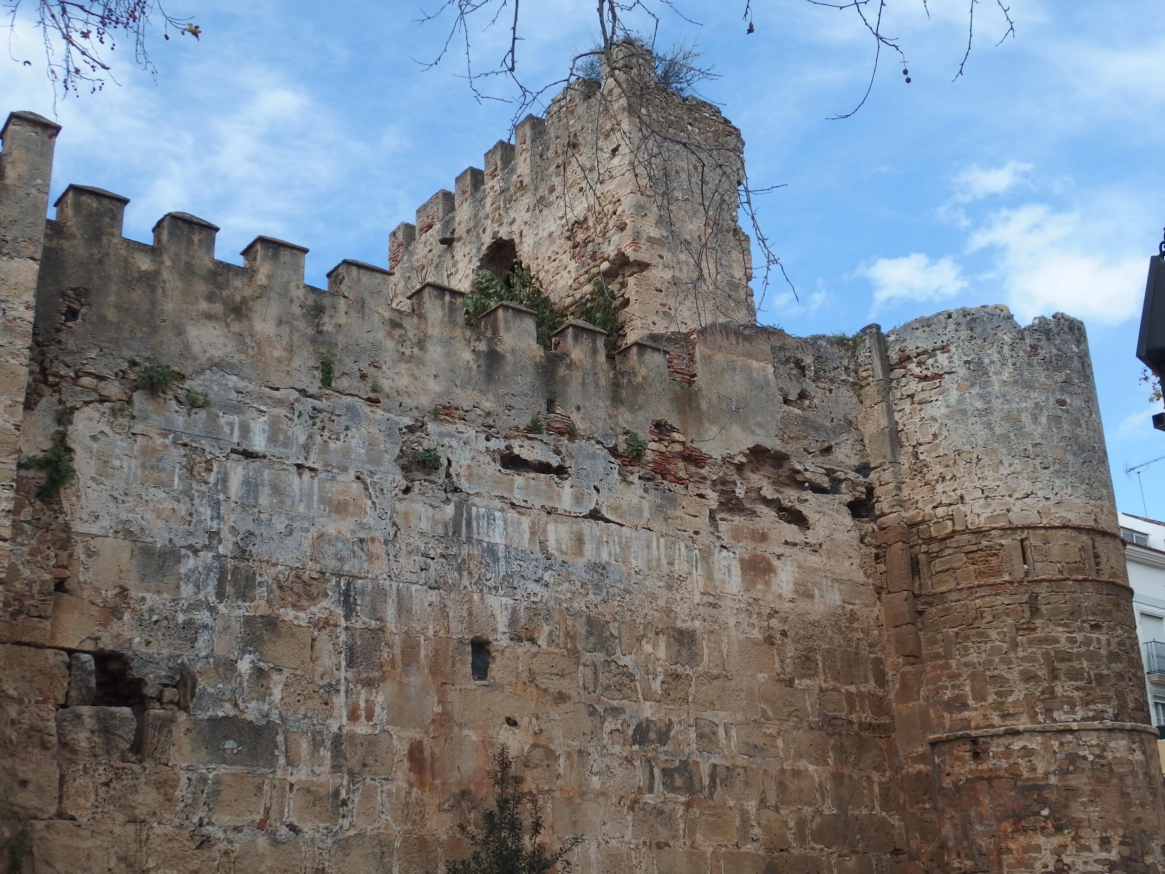 The Walls Around Marbella - Joanna Styles
