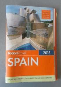 Fodor's Spain travel guide