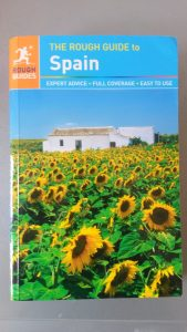 Rough Guide Spain travel guide