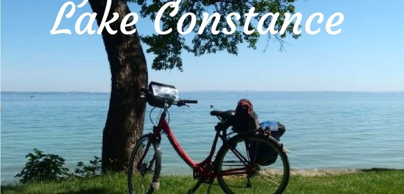 cycling round Lake Constance