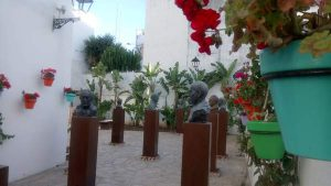 Poetry in Estepona tourism on the Costa del Sol